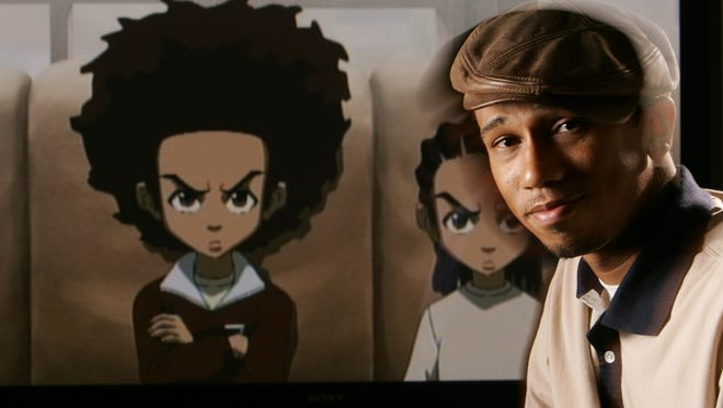'Boondocks' creator Aaron McGruder is part of the team of African-American producers on the upcoming Amazon alternate-history drama 'Black America,'
