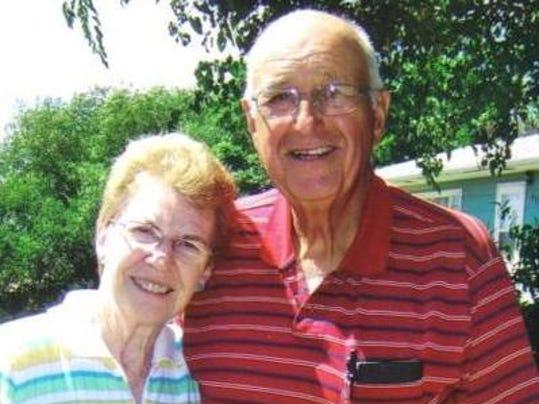 Anniversaries: Wallace Larsen & Gladys Larsen