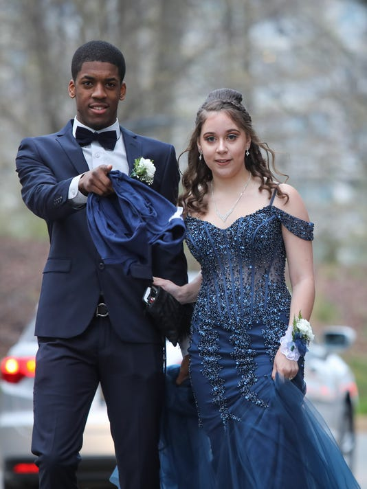 Life: St. Georges prom