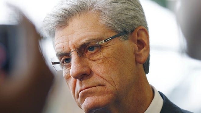 Mississippi Gov. Phil Bryant.