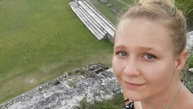 Alleged National Security Agency leaker Reality Leigh Winner.