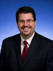 State Rep. Eddie Smith, R–Knoxville