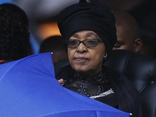 Winni Madikizela Mandela