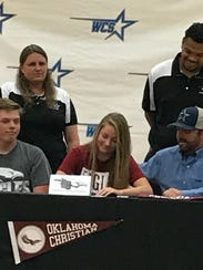 Rumer Howell recently signed to play college basketball