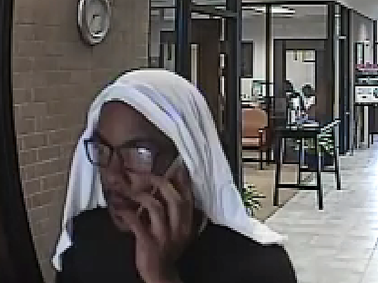The Anderson County Sheriff's Office need help identifying