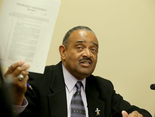 State Rep Vernon Smith