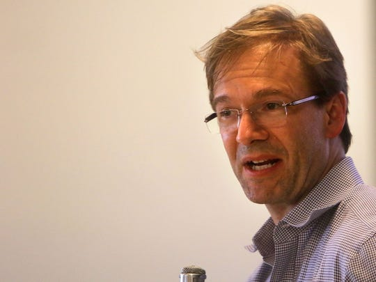 Milwaukee County Executive Chris Abele.