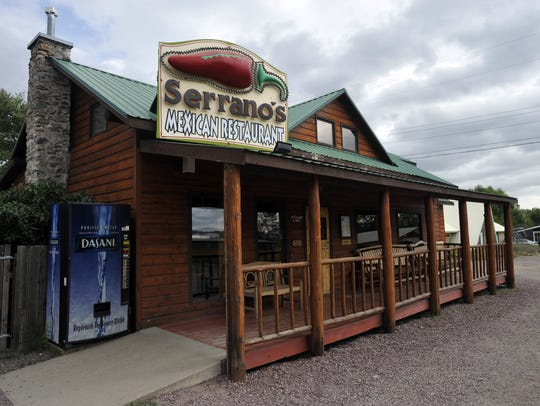 Serrano's Mexican Restaurant is an East Glacier legend,