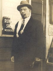 Pierce Roe McCrary in the 1920s.