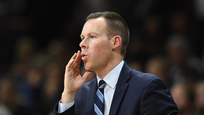 The transition from Bob Staak to Pete Gillen to Skip Prosser to Thad Matta to Sean Miller to Chris Mack to Travis Steele has been absolutely seamless, Paul Daugherty writes.