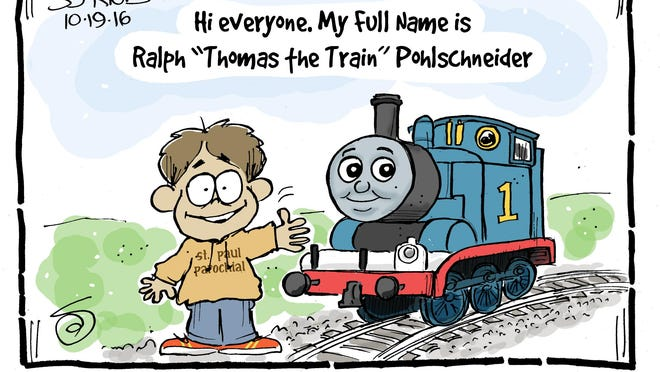 Why do we have middle names? Do you like yours?