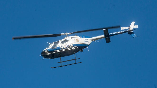 Prattville police are using helicopters from the Alabama Law Enforcement Agency to combat a rash of vehicle break-ins in the city.