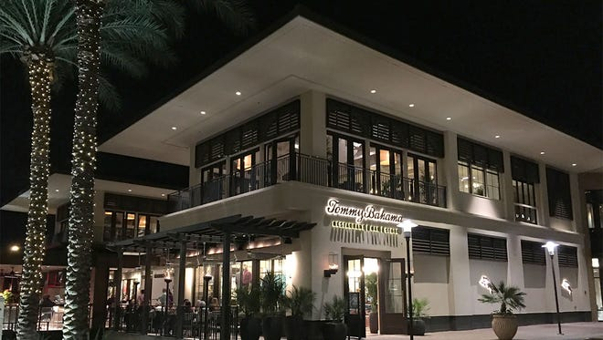 Tommy Bahama Restaurant at Kierland Common.
