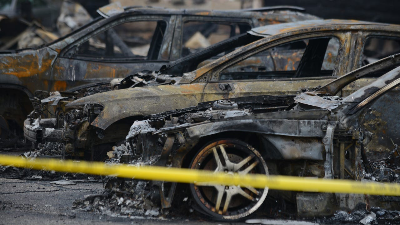 Sundance Used Cars >> Raw Video Shows Fire Damage At Sundance Chevrolet