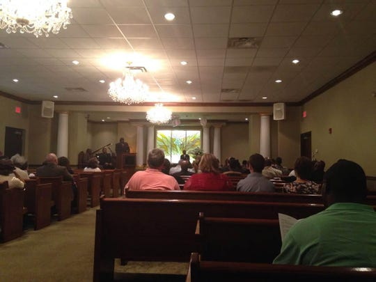 A memorial service for McCalister was held at Mercer Brothers Funeral Home on Sept. 5.