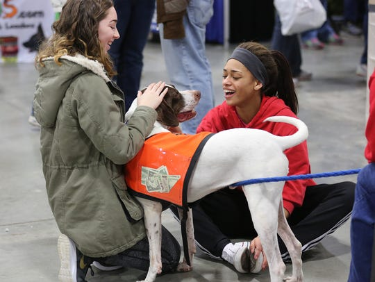 The Great Lakes Pet Expo returns Saturday to State Fair Park.