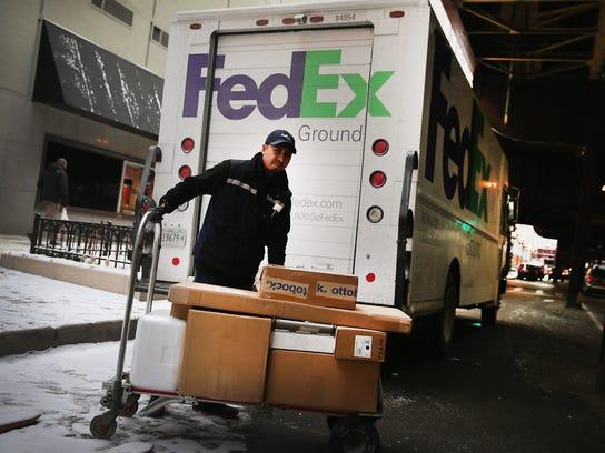 FedEx Deliver