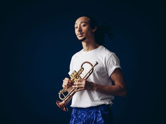 Trumpeter Theo Croker