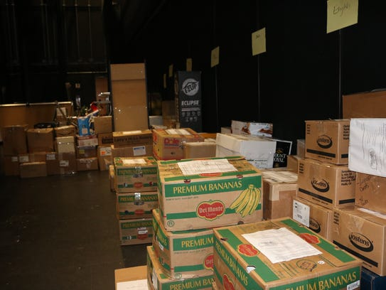 Plymouth schools are collecting donations for students
