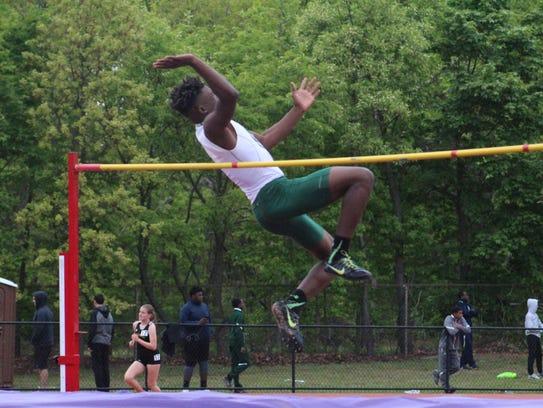 South Plainfield's Deshai Smith sets school record