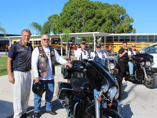 Port St. Lucie Legion Riders Motorcycle Club, along