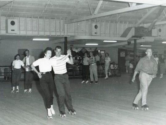Edru roller skating rink at 1891 Cedar Street in Holt,