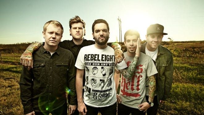 A Day to Remember will play Fort Rock on April 30th