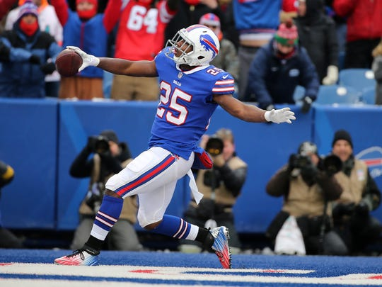 The success of the Buffalo Bills' offense in 2018 could hinge on LeSean McCoy.