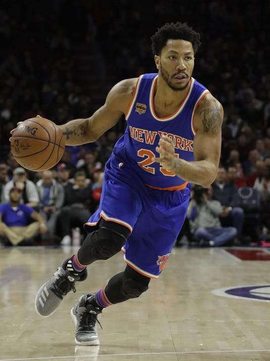 5a668ea57648 Monday s NBA  Derrick Rose reportedly signs with Cavaliers