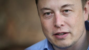 Elon Musk tweeted about taking Tesla private, sending shares, and Musk's net worth, soaring. Elizabeth Keatinge has more.