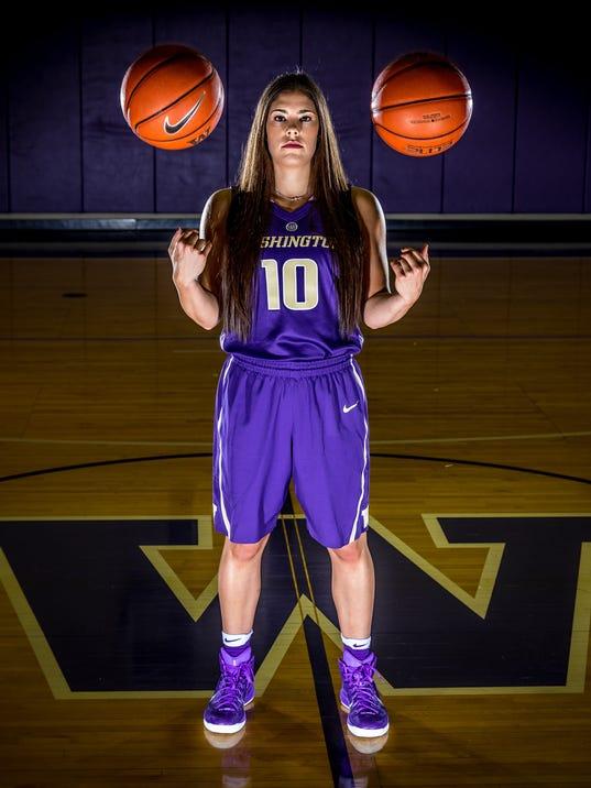 2016-17 University of Washington women's basketball team