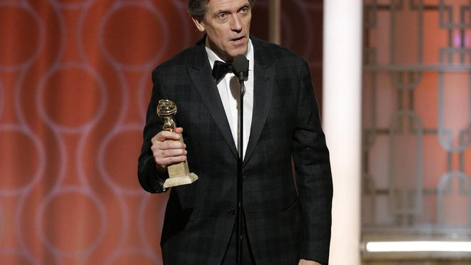 Actor Hugh Laurie is turning 61.