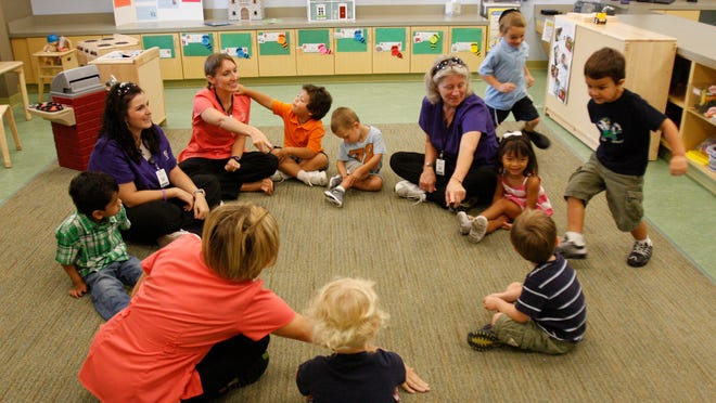 Additional federal funding will go to help struggling daycare centers across the state.