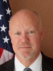Dan Hicks was named new CEO of Spaceport America on