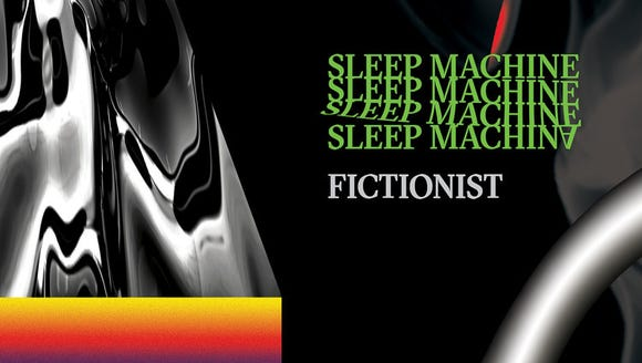 """Sleep Machine"" is the fourth album by Utah band Fictionist."