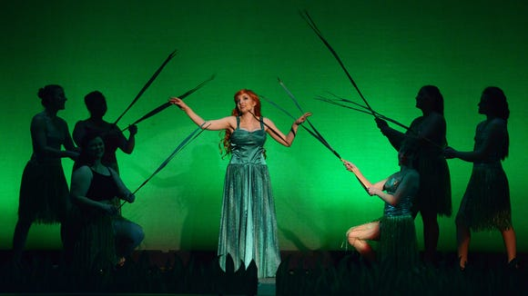 Sioux Empire Community Theatre production of Spamalot