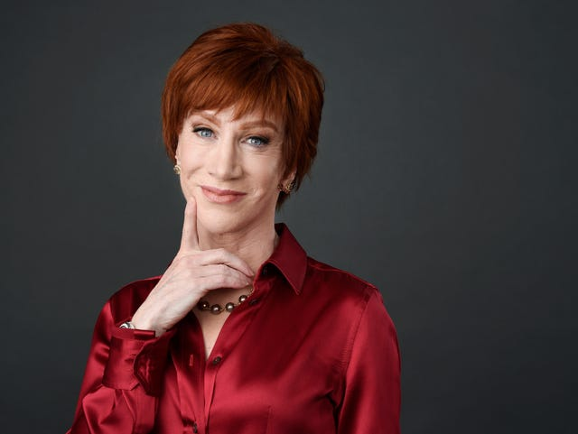 Samantha Bee vs  Donald Trump: Kathy Griffin defends fellow