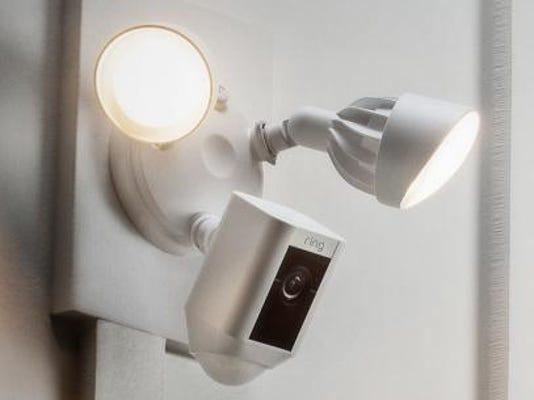Ring Floor light cam