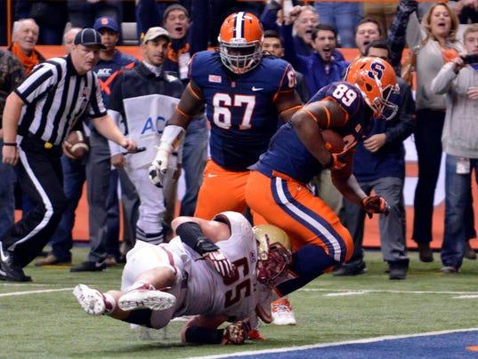 Syracuse TD