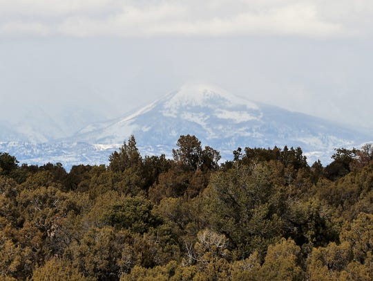 A wetter-than-normal winter in the Four Corners region