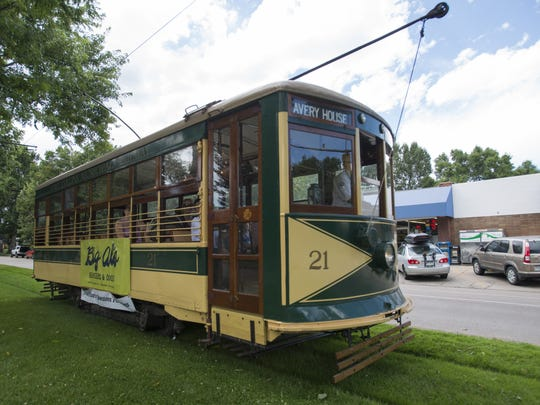 The Fort Collins trolley will start its weekend rides Saturday.
