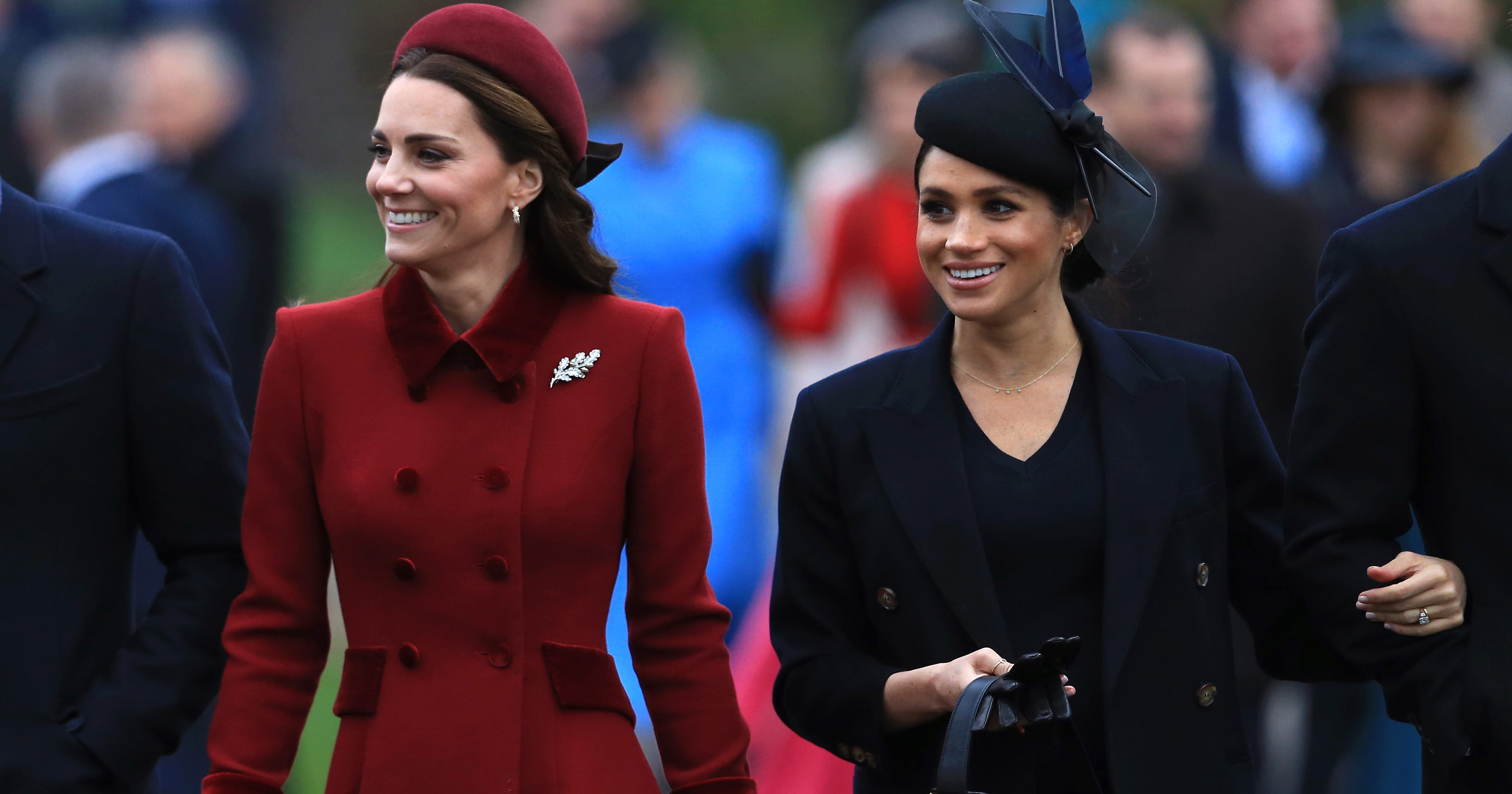 39b17b9527f Online abuse of Meghan Markle and Kate Middleton inspires  HellotoKindness  campaign