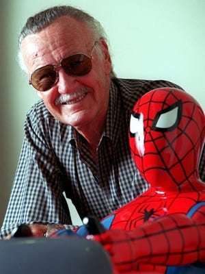 Nov. 12, 2018: Stan Lee, the iconic writer, editor and publisher of Marvel Comics, has died. Lee's creations or co-creations include Spider-Man,  the X-Men, the Mighty Thor, Iron Man, the Fantastic Four and the Incredible Hulk, among many others. He was 95.