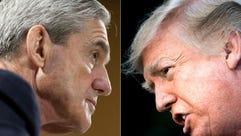 Robert Mueller and President Trump