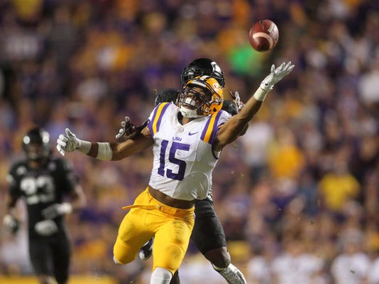 NCAA Football: Texas A&M at Louisiana State
