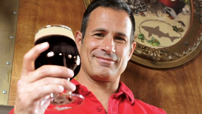 Sam Calagione, founder of Dogfish Head Craft Brewery.