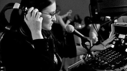 Danielle Bushnell-Perry, owner of Music by Danielle in Wappingers Falls, began working in the DJ business when she was 16. She and her mother, Frances, of Music by Frances and Danielle, were among the very few women in the business 20 years ago.