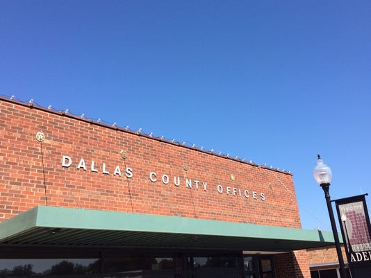 dallas county offices
