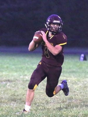 Grant Schoenrock and the Victoria Knights are off to a 2-0 start.