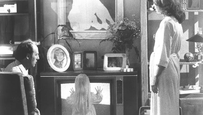 """Poltergeist"" scared the nation in 1982."